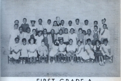 O.L. Price Yearbook 1949 1st Grade (1 of 2)