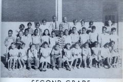 O.L. Price Yearbook 1949 2nd Grade-1