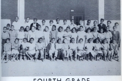 O.L. Price Yearbook 1949 4th Grade-1