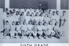 O.L. Price Yearbook 1949 6th Grade-1