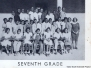 1949 O.L. Price Yearbook Classes 7th Grade