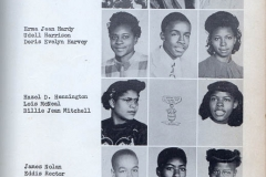 O.L. Price Yearbook 1949 Seniors-2