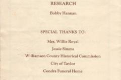 bill pickett marker dedication 1992 page4