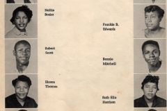 1956 10th grade Sophmores (1 of 2)