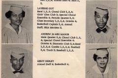 1956 12th grade Seniors (1 of 2)