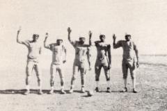 1956 football practice (2 of 10)