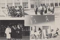 1956 homecoming and cheerleaders (1 of 10)