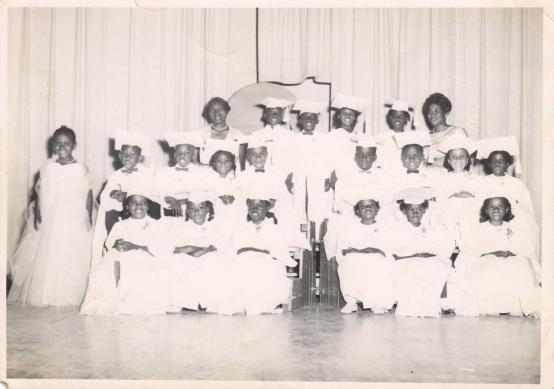 O.L. Price Class Ms Barnett, Ms Jefferson, Ms Ephriam, etc.