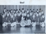 O.L. Price Yearbook 1961 Band & Drum Majors
