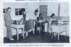 1. O.L. Price Yearbook 1961 Business and Homemaking (2 of 5)