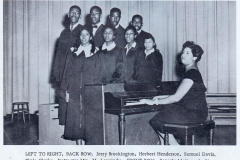 1. O.L. Price Yearbook 1961 Choir (2 of 2)
