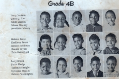 1. O.L. Price Yearbook 1961 Classes 4th Grade (3 of 4)