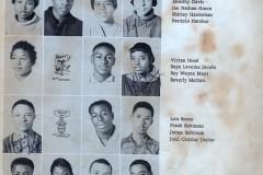 1. O.L. Price Yearbook 1961 Classes Juniors (1 of 1)