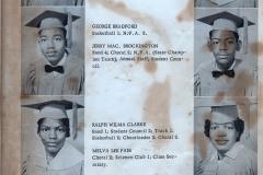 1. O.L. Price Yearbook 1961 Classes Seniors (1 of 3)