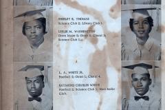 1. O.L. Price Yearbook 1961 Classes Seniors (3 of 3)