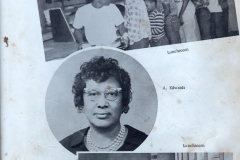 1. O.L. Price Yearbook 1961 People We Appreciate (2 of 2)