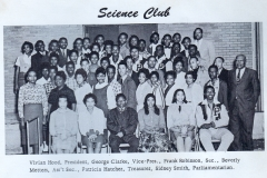 1. O.L. Price Yearbook 1961 Science and Ham Radio Club (1 of 2)