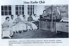 1. O.L. Price Yearbook 1961 Science and Ham Radio Club (2 of 2)